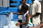 Improving quality of water in Haiti