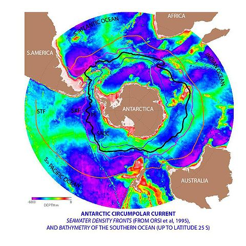 Antarctic Circumpolar Current