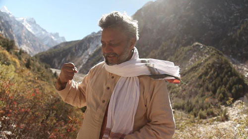 Rajendra Singh, 2015 Stockholm Water Prize Laureate: Photograph courtesy of SIWI