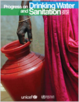 Progress on Drinking Water and Sanitation 2012: In this new report UNICEF and partners announce reaching the Millennium Development Goal target of halving the proportion of people without access to safe drinking water, well in advance of the 2015 deadline.