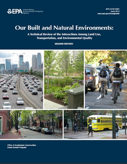 The second edition of Our Built and Natural Environments