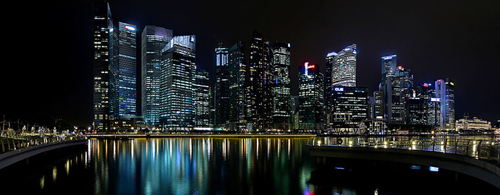 Singapore Home of NEWater: Photograph by Erwin Soo from Singapore courtesy of Wikipedia