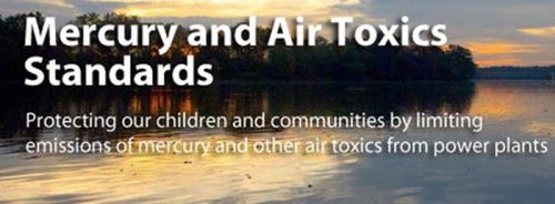 U.S. Environmental Protection Agency Issues First National Standards for Mercury Pollution from Power Plants: Historic 'mercury and air toxics standards' meet 20-year old requirement to cut dangerous smokestack emissions