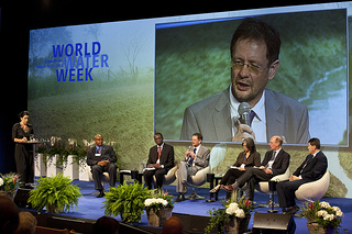 2012 High Level Panel. 2012 World Water Week.: Photograph by Thomas Henrikson. SIWI